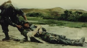 Navy Corpsman and Marine Corps