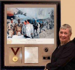 Military artist